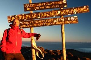 Kilimanjaro, 2010