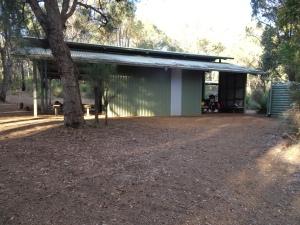 Carinyah Campsite. Amazing facilities.