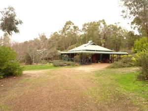 Kookaburra Chalet, my haven for two nights