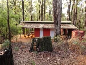 Bidjar Ngoulin campsite