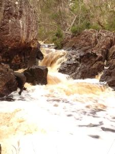 Deep River's Fernhook Falls