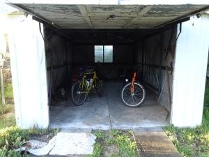 bike garage, Fitzgerald