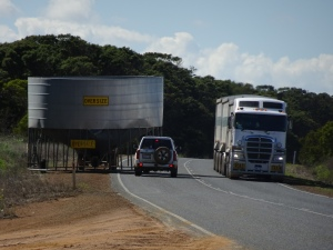 congestion rural WA