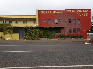 Art Deco Railway Motel