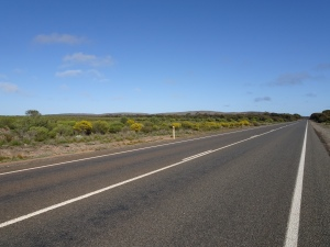 Fraser Range views from the East