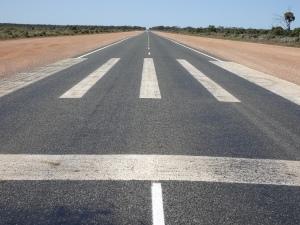 The only zebra crossing in Western Australia
