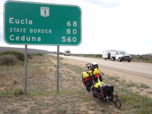 Next stop Eucla and the border