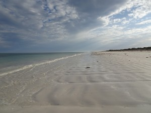 Eucla beach west