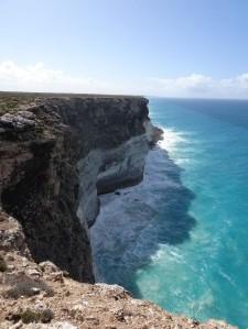 50m cliffs