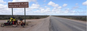 The Western End of the Nullarbor