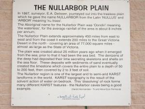 Nullarbor Plain information
