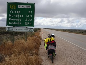 Next stop Yalata, as we head east from Nullarbor Roadhouse. Though the Head of (The) Bight lies inbetween