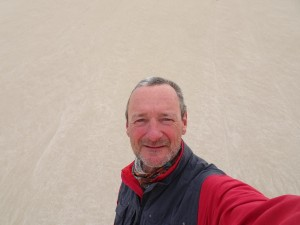 Me and a dune