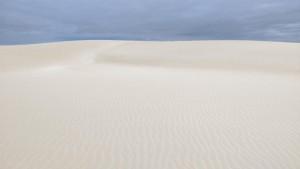 Perfect sandy dunes