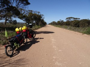 The back track to Ceduna