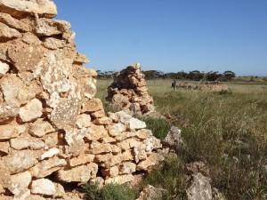 McKenzie's ruins