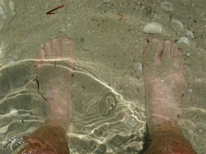 Me in the bay