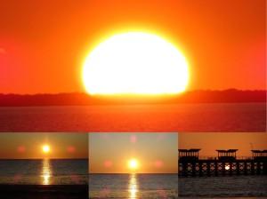 Awesome Smoky Bay sunsets