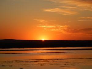 Baird Bay sunset (tnx Wil)