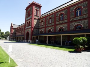 Chateau Tanunda fore-side