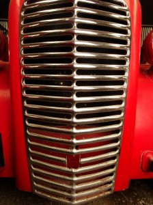 They don't make grills like this anymore