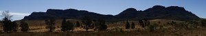 A brooding Wilpena Pound