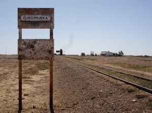 Curdimurka was a perfectly positioned former railway siding