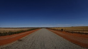 The Goomalling-Toodyay Road road & wheatbelt views