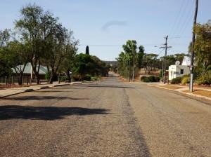Bolgart's main street