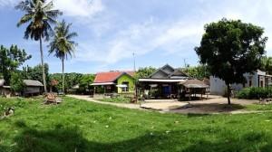 Pansing Kampung, not easy to get to