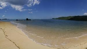 Kuta's main beach