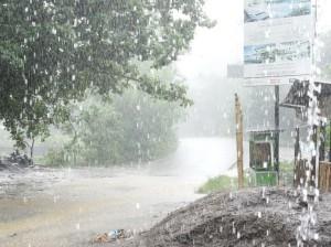 Then the rains come. Again