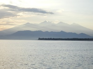 Rinjani and the Misty Mountains of Lombok