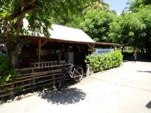 Warung Buati, best food on the island, hidden deep in the interior