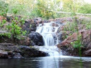 I enjoyed walking along the creek sampling the various pools and mastering waterfall photography. Again