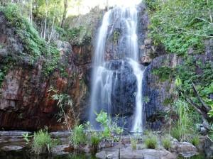 Tjaetable Falls