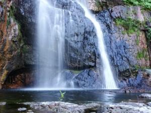 Tjaetable Falls, again