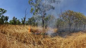 Burnt lands