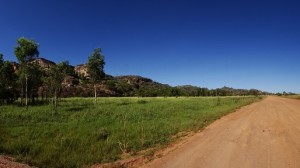 Part of the escarpment as we neared Kakadu. Very pretty