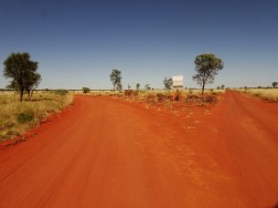 Left Nyarna, right Wiluna 1000s of km to the south