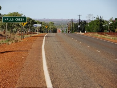 Halls Creek. It is officially over. Next adventure soon to begin. First, a shower then a bed indoors