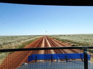 Outback Trucker view