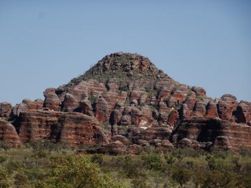 Looks like a pyramid