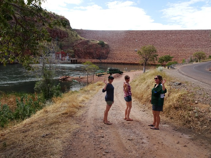 160814 Ord River Kayaking 3