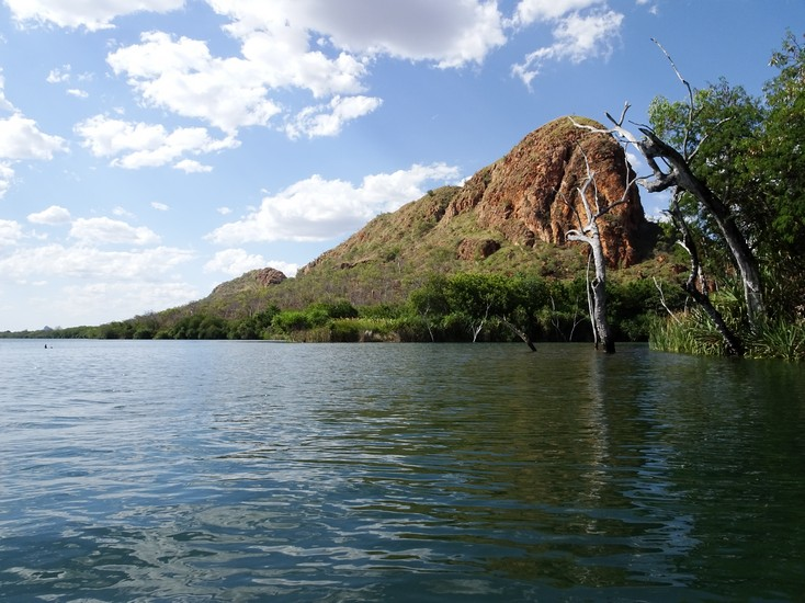 160814 Ord River Kayaking 53