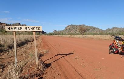 Napier Ranges. The Last Range