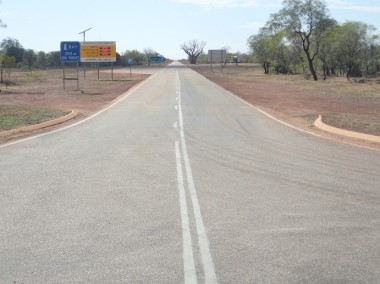 The alternative non-Gibb River Road route to Wyndham and Kununurra