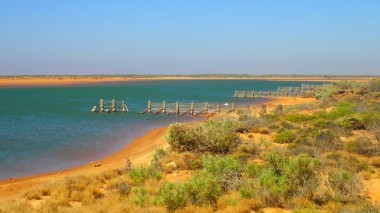 The Gascoyne River Mouth