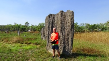 Mind you the magnetic termite mounds are also impressive