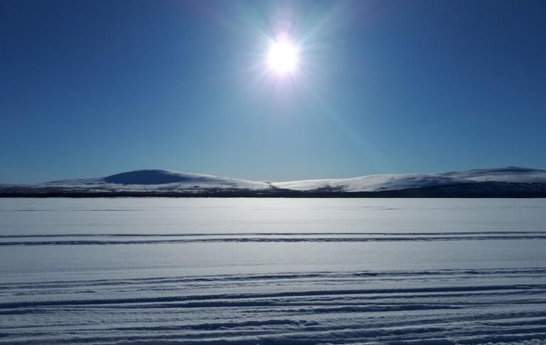180315 Holmajärvi skitur